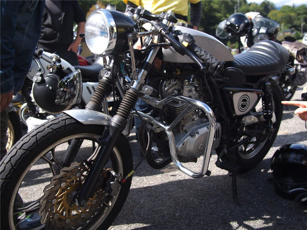 GN125caferacer from 凛パパさん