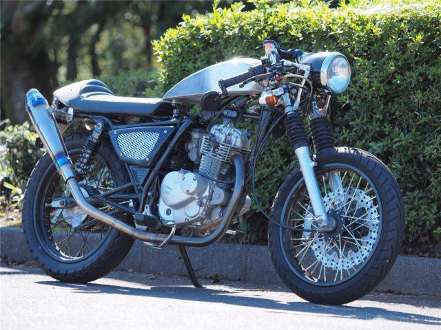 【バイク】カフェレーサーとは?ベースマシン15車種とカフェカスタムの4つのポイントについてまとめる!