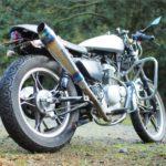 SUZUKI GN125 caferacer custom(@2016/12)