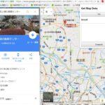 GoogleMapの検索結果から情報抽出するChrome拡張機能(プラグイン)を作りました(ソースもあるよ)