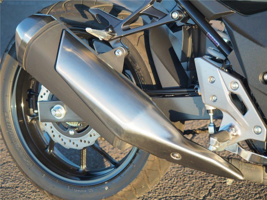 GSX250Rマフラー