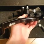【GN125】AdelinラジアルマスターとFrandoの4Podキャリパー購入しました。