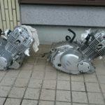 【GN125】狂気!新GNに旧GNのエンジンを載せ替える。エンジン降ろし編。