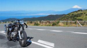【絶景ロード】西伊豆スカイラインはバイクツーリングが超気持ちいのでオススメ!【静岡】