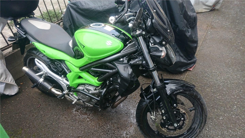 バイク 洗車 ポンプ