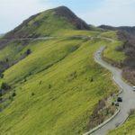 【絶景ロード】UFOライン(瓶ヶ森林道)は四国ツーリングにオススメの絶景爽快ロードです!【高知】