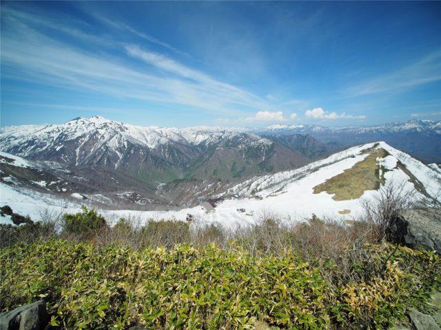 【群馬の絶景】初夏の谷川岳ロープウェイ最高!その先の天神峠からの山々は残雪と相まって綺麗でした!