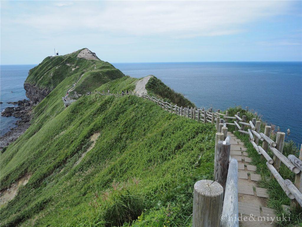 【北海道の絶景】今では王道!?それでも私は「神威岬」に行く…だってやっぱり綺麗なんですもの!!【写真多め】