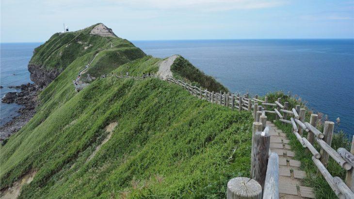 神威岬の個人的クライマックス絶景ポイント周辺1