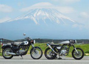 【バイク】Q.250ccでのツーリングはきつい…?→A.ケースによりますがそんなに辛くないですよ。具体的に書いてきます