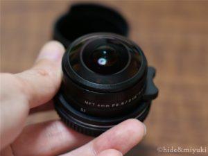 【想定外の超広角】LAOWA 4mm F2.8をレビューします!【マイクロフォーサーズ用レンズ】