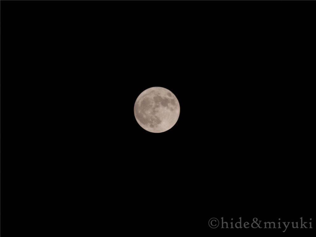作例06 満月です