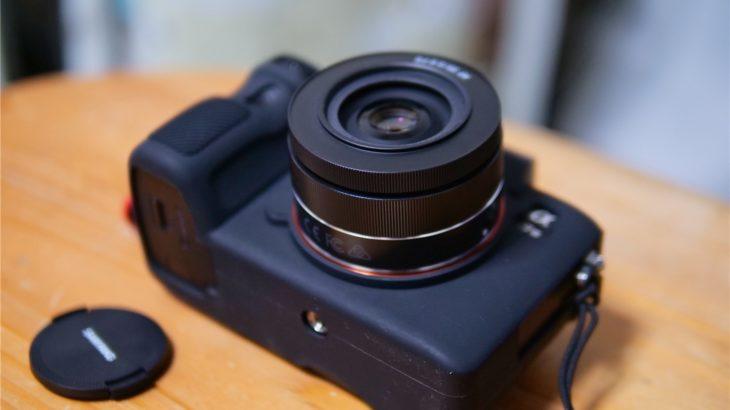 SAMYANG AF35mm F2.8 FE x α7III 3