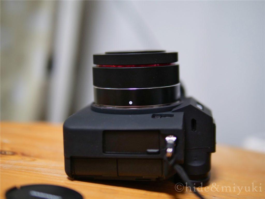 SAMYANG AF35mm F2.8 FE x α7III 4