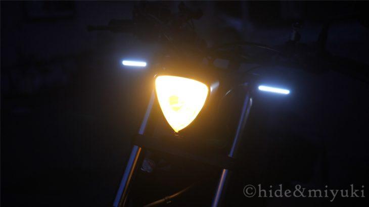 レブルxトライアングルヘッドライト2