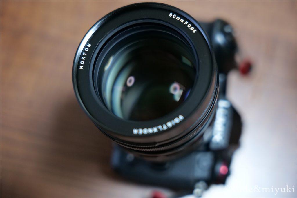 【マイクロフォーサーズ最強のボケ!!】コシナ Voigtlander (フォクトレンダー) NOKTON 60mm F0.95をレビューしていこうと思う